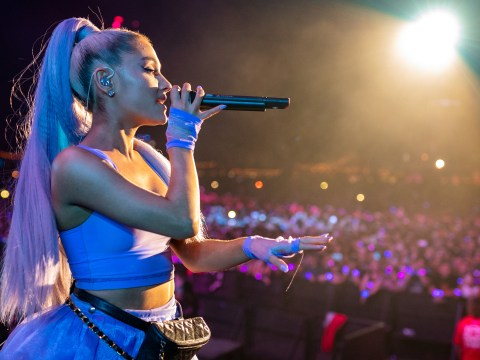 Ariana Grande is giving life to the music scene again