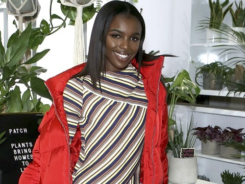 Victoria's Secret angel Leomie Anderson on making a safe space for women: 'We're often told to shrink ourselves'