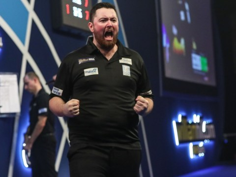 Luke Humphries and Chris Dobey both beat former world champions to reach PDC World Championship third round