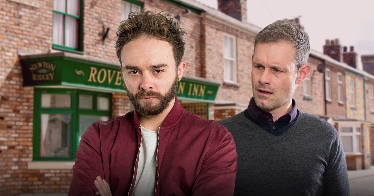 Coronation Street spoilers: David Platt and Nick Tilsley for huge fallout