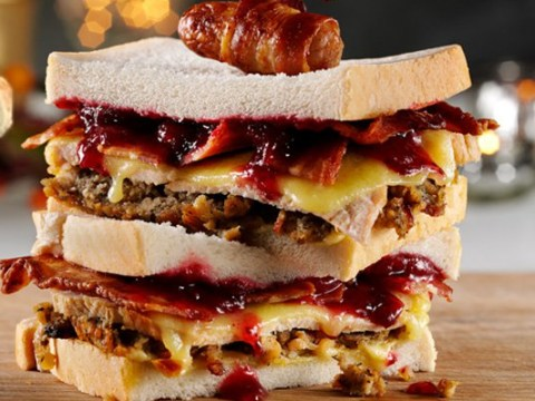 The nation's favourite Christmas leftovers sandwich has been revealed