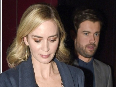 Emily Blunt celebrates Mary Poppins Returns with Jack Whitehall, a spoonful of sugar and dinner