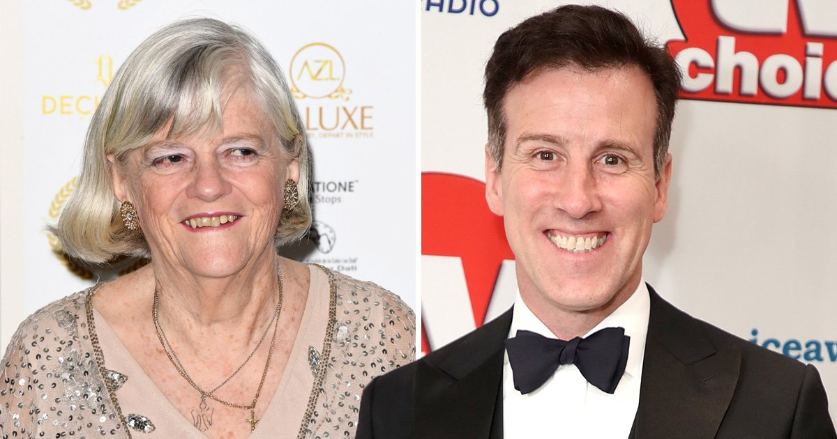 Ann Widdecombe duped as Anton Du Beke suggests she gets botox: 'I'll stick to my sags'
