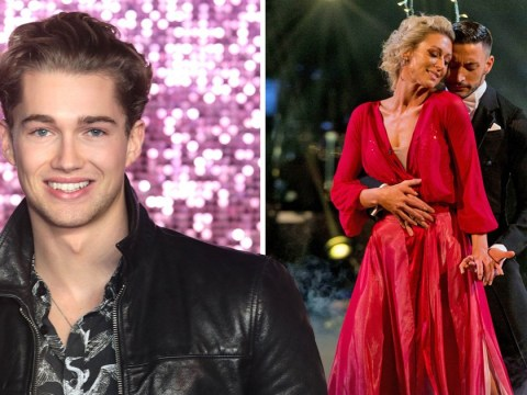 Strictly Come Dancing's AJ Pritchard rubbishes backstage 'tension' rumours around Faye Tozer and Ashley Roberts