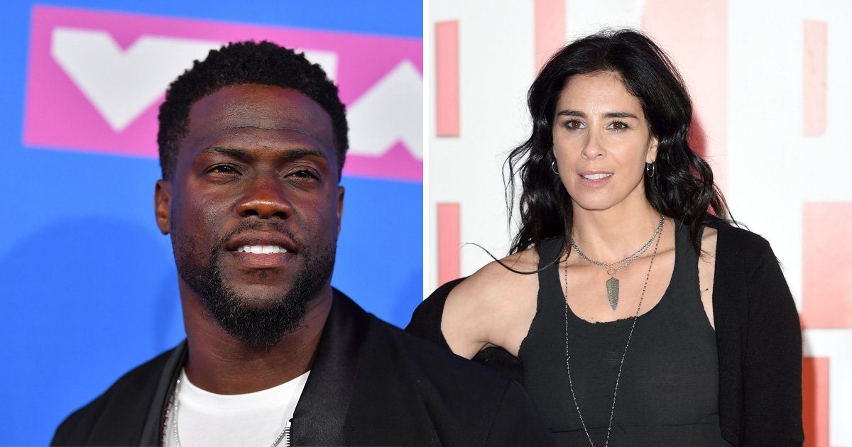 Sarah Silverman insists she's 'done' with using homophobic language after Kevin Hart Oscars controversy