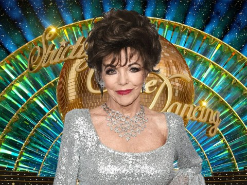 Joan Collins reveals why she turned down Strictly Come Dancing: 'I can get those outfits any time'