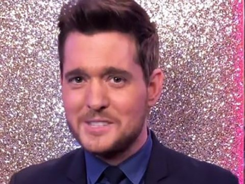 Michael Buble teases Strictly performance as he shares behind the scenes message at finale