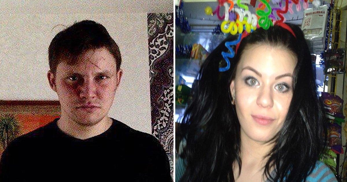 'Killer' kept girlfriend's body in 'fold-up sofa for four days'
