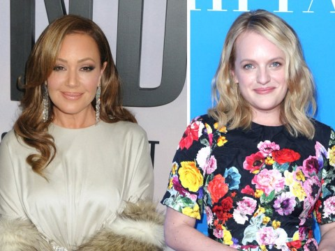 Leah Remini 'wasn't surprised' when Elisabeth Moss 'walked out' on her Scientology speech