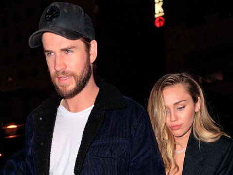 Miley Cyrus holds on to 'hero' Liam Hemsworth at SNL after party after Malibu wildfires