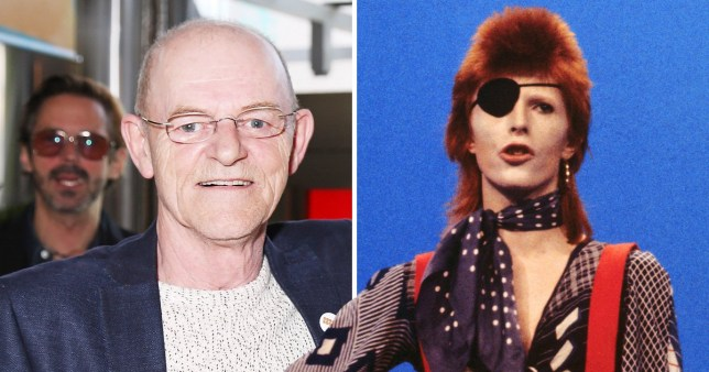 David Bowie's drummer Woody Woodmansey claims he didn't know singer was on drugs