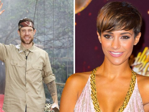Frankie and Wayne Bridge aren't done with reality shows as they tease I'm a Celeb and Strictly swap