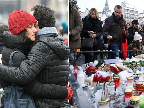 Fifth Strasbourg attack victim dies as city comes together for moving memorial