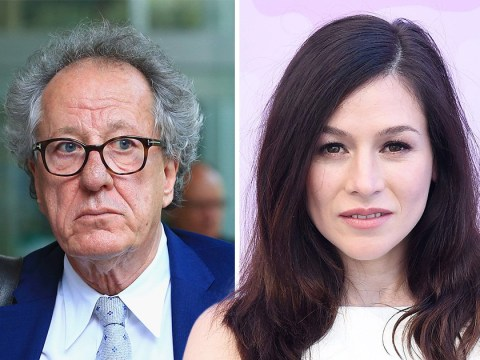 Orange Is The New Black actress accuses Geoffrey Rush of sexual harassment and 'watching her shower with a mirror'