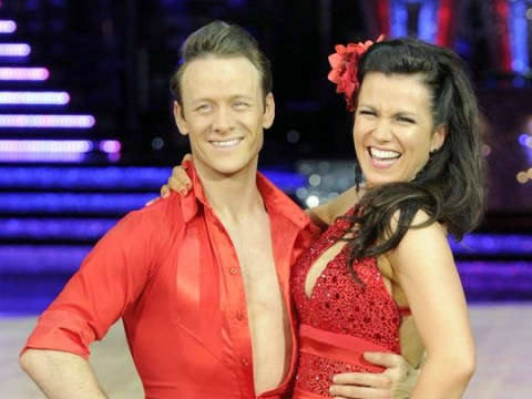 Strictly Come Dancing's Kevin Clifton gives Susanna Reid sweet shout-out after win
