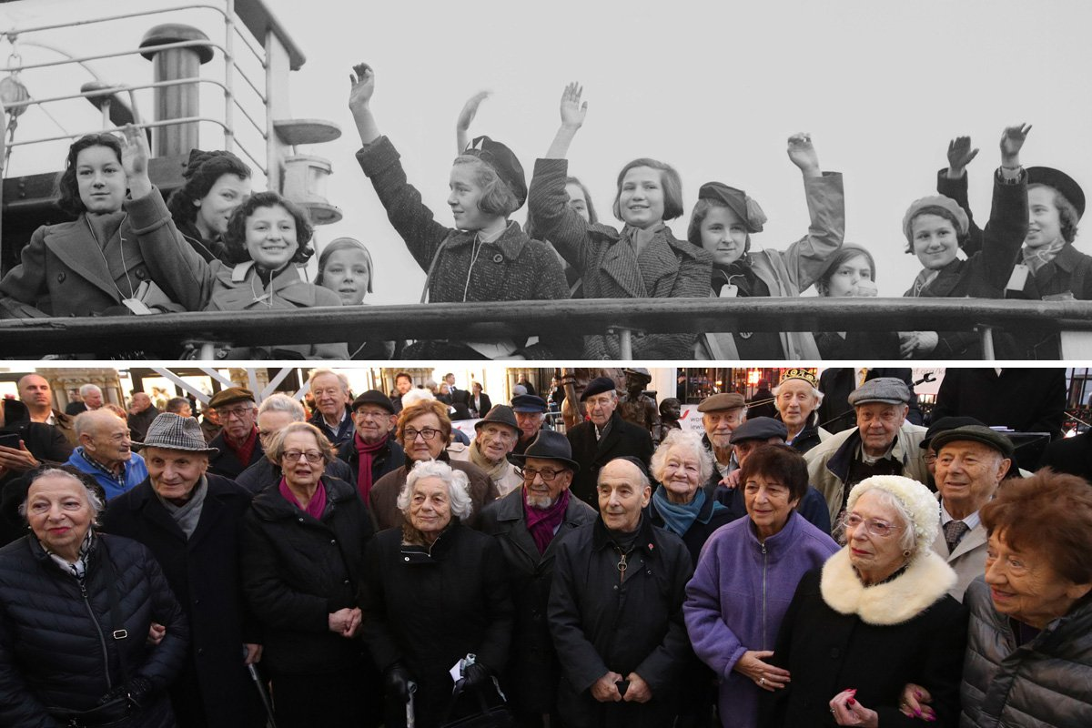 Holocaust survivors who fled Nazi Germany as children to get compensation