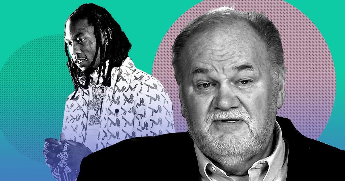 We must stop giving men like Thomas Markle and Offset a platform to shame women into loving them