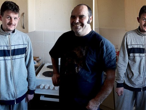 Soldier who ended up homeless says getting an oven for Christmas helped save his life