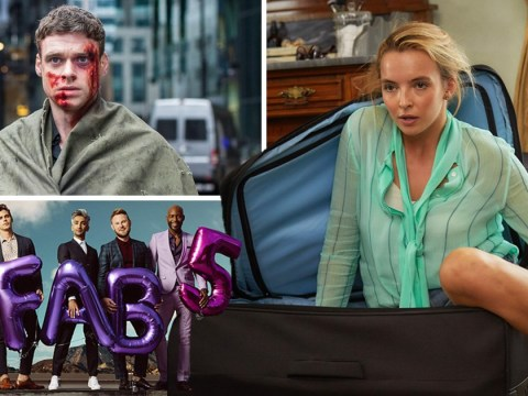 From Killing Eve to Bodyguard and Queer Eye – which TV series born in 2018 will you still be binging in years to come?