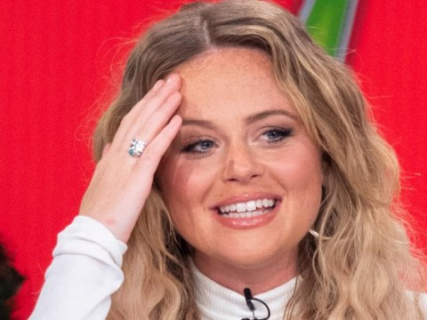 Emily Atack answers calls to replace Fearne Cotton on Celebrity Juice: 'It's my dream job'