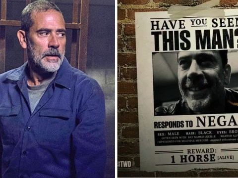 The Walking Dead releases Negan 'Wanted' poster as show boss teases season 9 'interesting twists and turns'