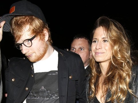 Fans lose it over Ed Sheeran's sweet snap with 'wife' Cherry