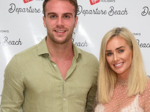 Max Morley addresses rumoured split from Laura Anderson after 'embarrassing' claims