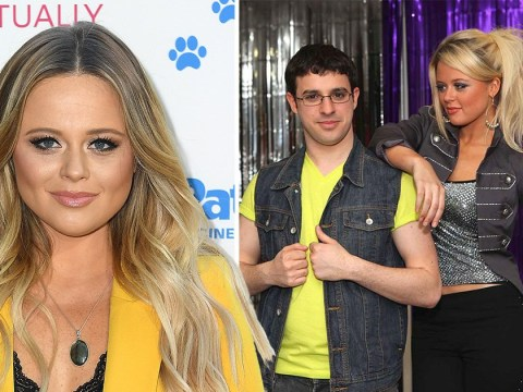 Emily Atack axed from Inbetweeners reunion the day before it was filmed