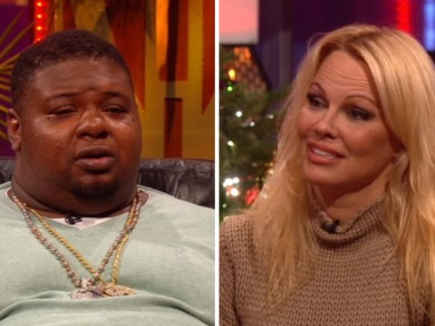 Pamela Anderson amuses Big Narstie viewers as she has 'no idea' what's happening on Big Christmas
