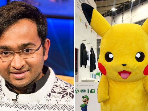 Great British Bake Off winner Rahul's Christmas plans are reserved for Harry Potter and Pikachu because we're not worthy