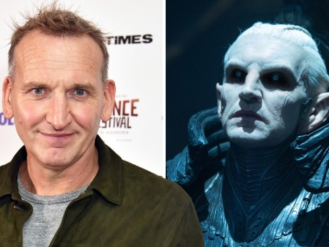 Christopher Eccleston had a 'miserable experience' working on Marvel's Thor: The Dark World