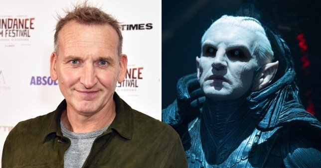 "Christopher Eccleston had a ""miserable experience"" on 'Thor: The Dark World'"