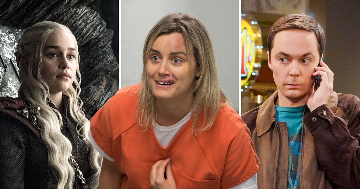 Game Of Thrones to The Big Bang Theory: All the TV shows ending in 2019