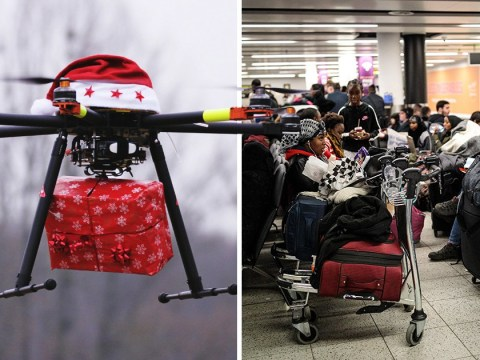 Warning for people receiving drones as Christmas presents after Gatwick was brought to standstill