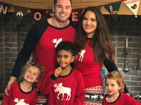 Katie Price appears to let Kieran Hayler see the kids on Christmas Day