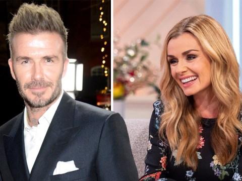 Inside Katherine Jenkins and David Beckham's complex feud after affair allegations and drug slur