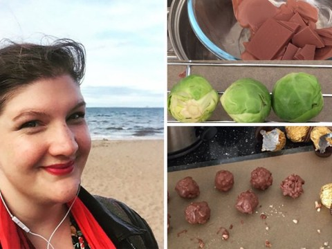 Woman disguises sprouts as Ferrero Rocher to trick dad on Christmas