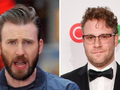 Chris Evans is shocked to discover movie in Home Alone is fake as Seth Rogen schools whole bunch of celebrities