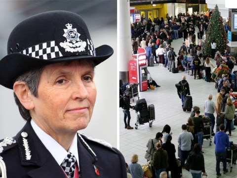 Met police chief says they will be 'upping their game' after Gatwick drone chaos