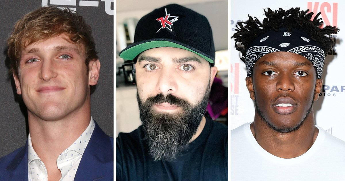 Logan Paul and Keemstar shade KSI following feud with brother Deji: 'Karma's a b***h'