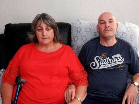 Disabled couple had cheese sandwiches for Christmas Dinner after building lifts broke