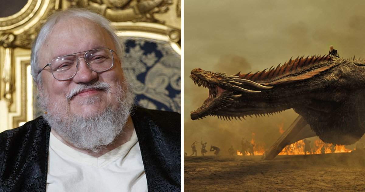 George RR Martin has already settled the ongoing dragons debate in Game of Thrones once and for all