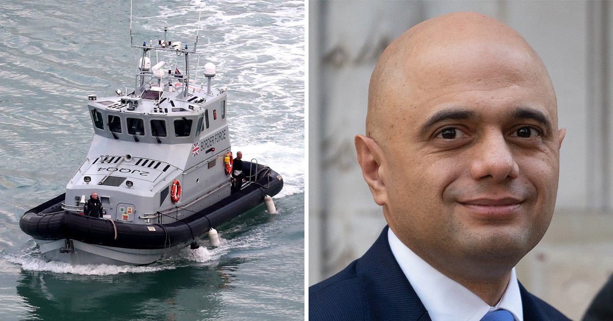 Home secretary cuts holiday short to deal with migrants crossing English Channel