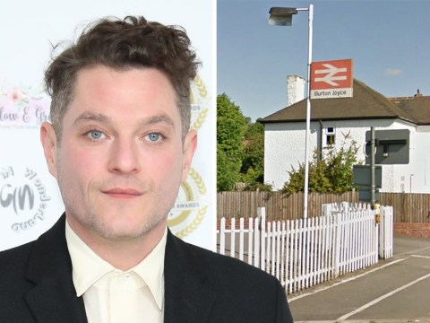 Gavin and Stacey star Mathew Horne 'clipped by a train' after leaving village pub