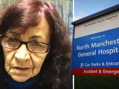 Pensioner who needs medical treatment disappeared from hospital
