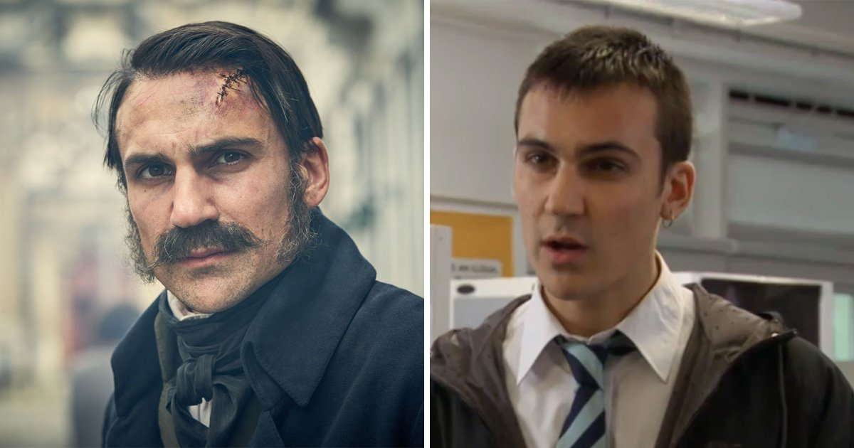 The Inbetweeners' bully Donovan was in Les Miserables – did you spot him?