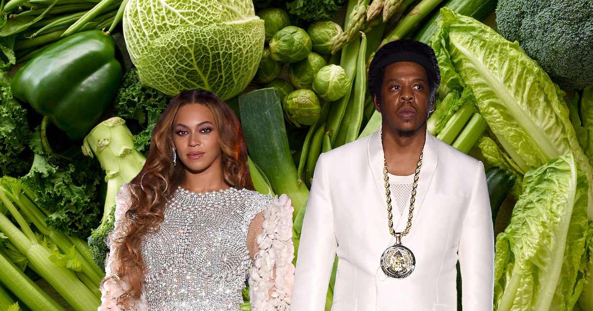 Beyonce and Jay-Z are 'on a mission to convert people to veganism'