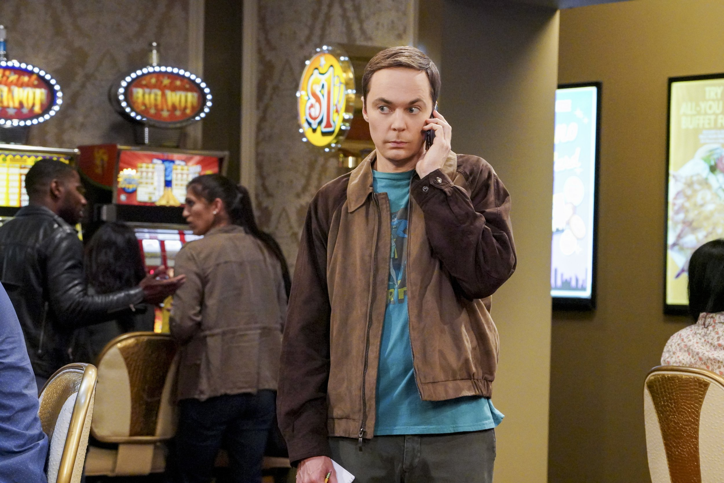 The Big Bang Theory's Jim Parsons lands new Netflix gig as CBS officially kick off countdown to final episode
