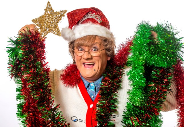 Watch Mrs Browns Boys Christmas 2020 What time is Mrs Brown's Boys on and who is in the Christmas
