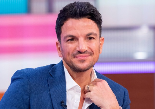 Editorial use only Mandatory Credit: Photo by Ken McKay/ITV/REX (9999785b) Peter Andre 'Good Morning Britain' TV show, London, UK - 28 Nov 2018 PETER ANDRE He's done his time on Strictly and I'm A Celebrity - now he's busy co-parenting with his ex, Katie Price, and preparing for his 25th Anniversary tour next year. GRAMS: MYSTERIOUS GIRL DESK: Peter Andre